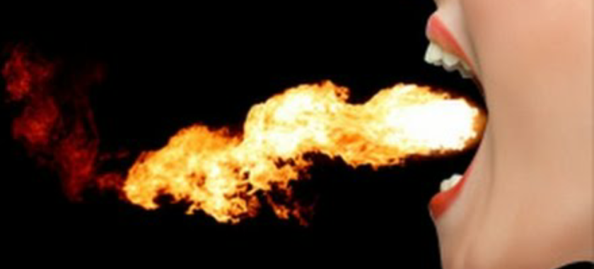 Tongue Fire